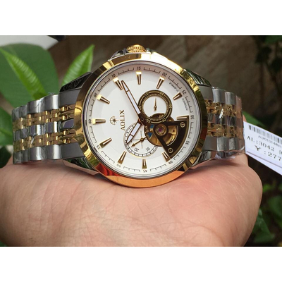 Đồng hồ nam tự động chính hãng Aolix al 3042g - mskt