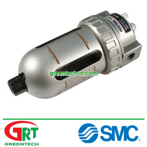 AL40-04-A | SMC AL40-04-A | Bộ tách dầu AL40-04-A | SMC Lubricator AL40-04-A | SMC Vietnam |