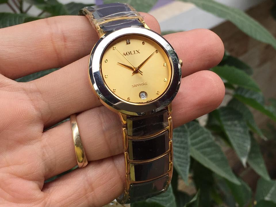 Đồng hồ nam chính hãng Aolix AL 6645M-SG9A
