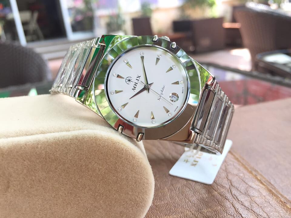 Đồng hồ nam chính hãng Aolix al 6812m - sst