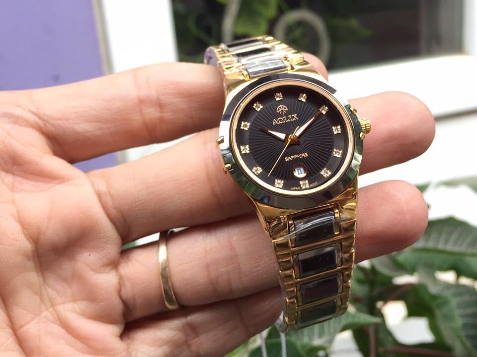 đồng hồ nữ chính hãng aolix al 6824l - mckd