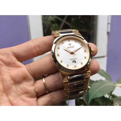 Đồng hồ cặp đôi chính hãng aolix al 6824 - mckt