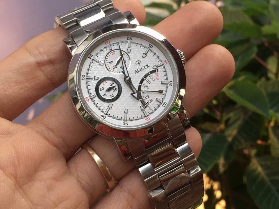 Đồng hồ nam chính hãng Aolix al 7023m - sst
