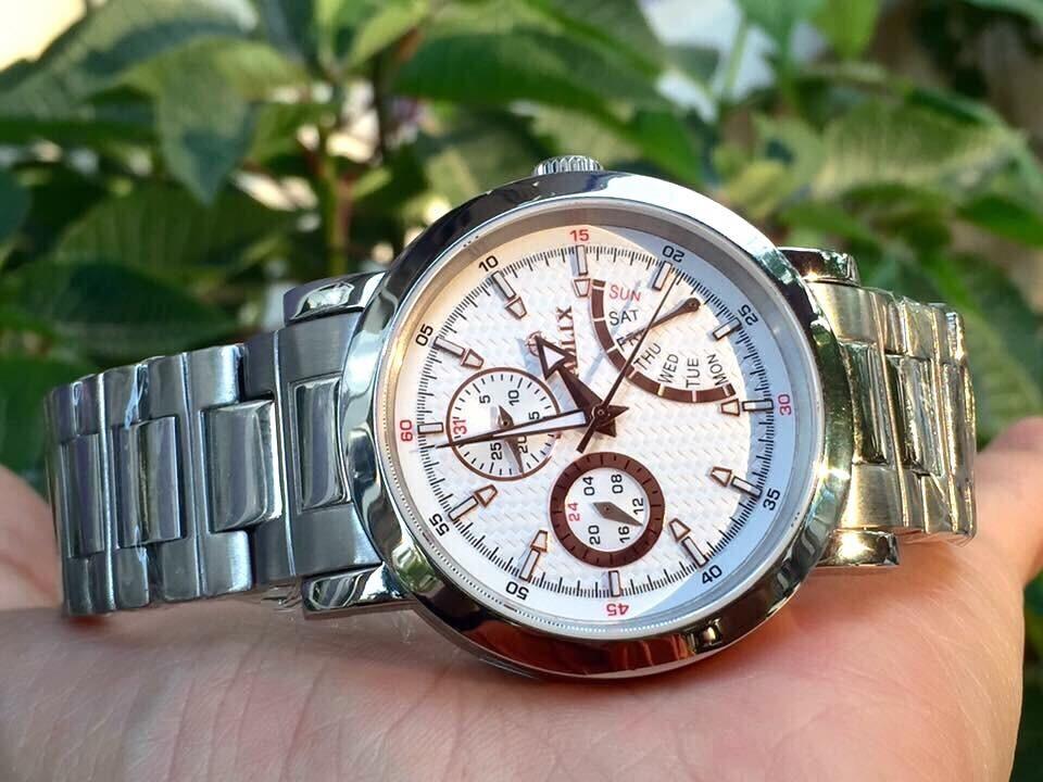Đồng hồ nam chính hãng aolix al 7023g - mskrt
