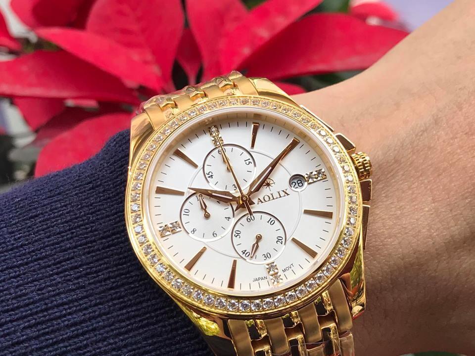 đồng hồ nam chính hãng aolix al 7036g - mkt | hieutin.com