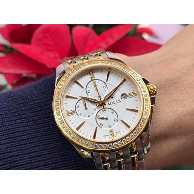 Đồng hồ nam chính hãng aolix al 7036g - mskt