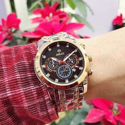 Đồng hồ nam chính hãng Aolix al 7049g - mskd