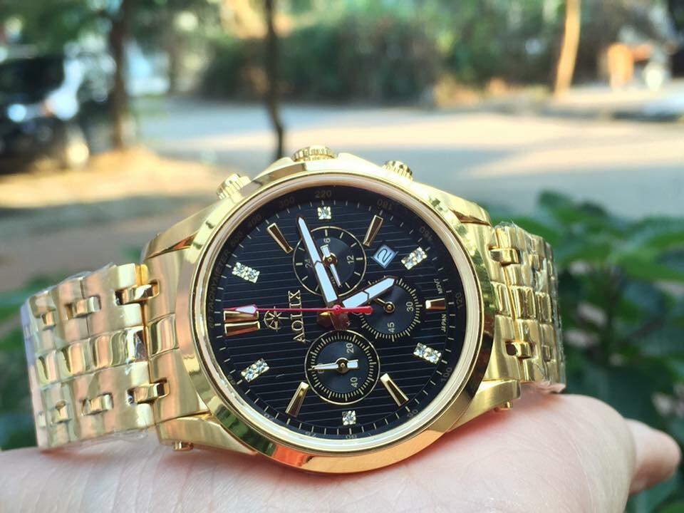 Đồng hồ nam chính hãng Aolix al 7050g - mkd