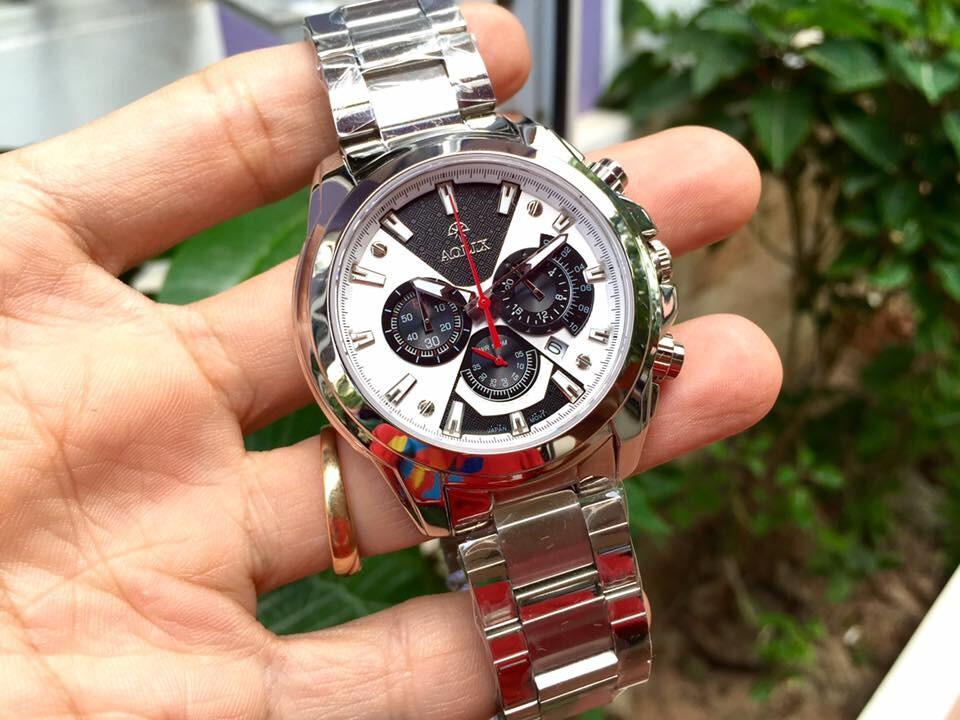 Đồng hồ nam chính hãng aolix al 7054g - mssd