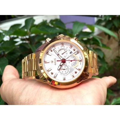Đồng hồ nam chính hãng Aolix al 7054g - mkt