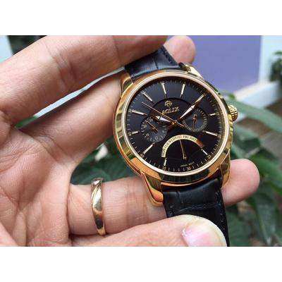 Đồng hồ nam chính hãng aolix al 7061g - mlkd