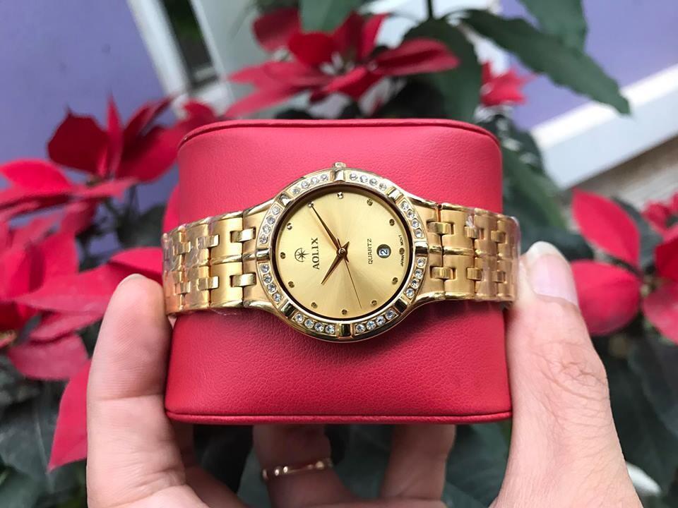 đồng hồ nữ chính hãng aolix al 9021l - mkv | hieutin.com
