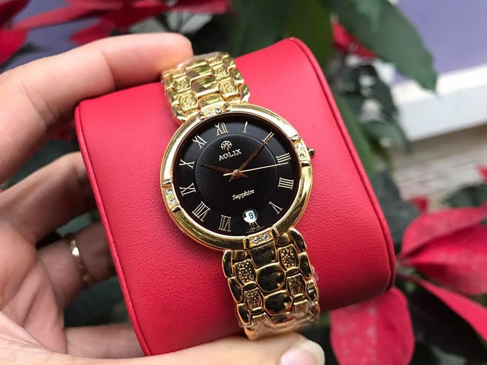 đồng hồ cặp đôi chính hãng aolix al 9027l - mkd | hieutin.com