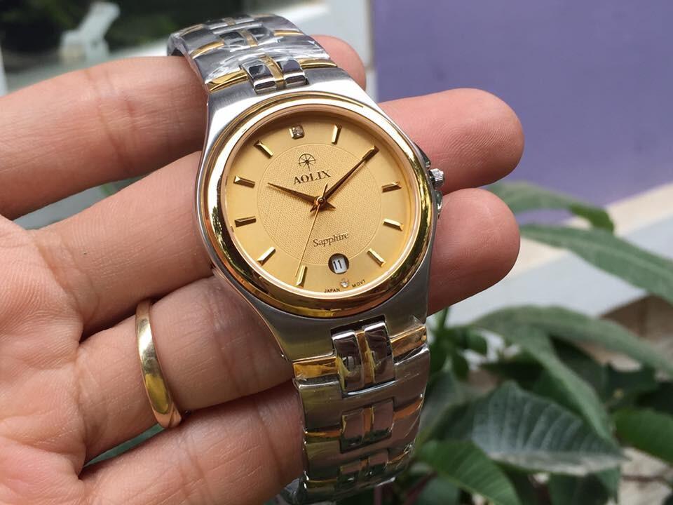 Đồng hồ nam chính hãng aolix al 9033m -gskv