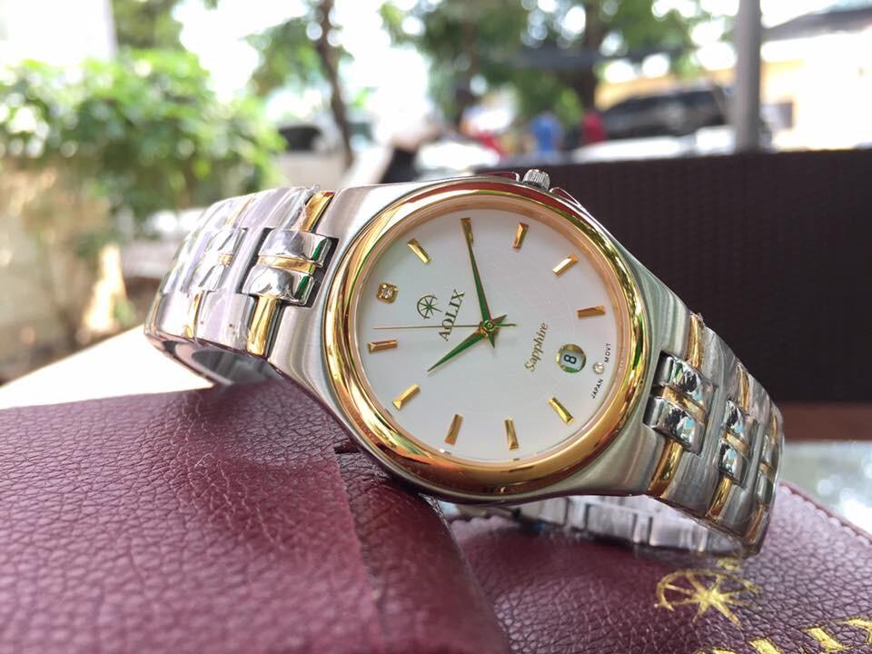 Đồng hồ nam chính hãng Aolix al 9033m - gskt