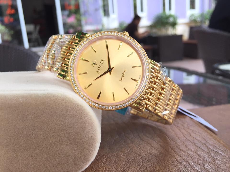 Đồng hồ nam chính hãng Aolix al 9039g - mdkv