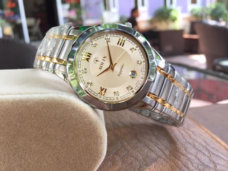 Đồng hồ nam chính hãng Aolix al 9057m - skv