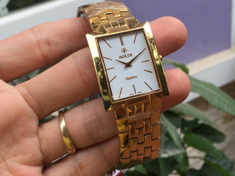 Đồng hồ nam chính hãng aolix al 9071g - kt