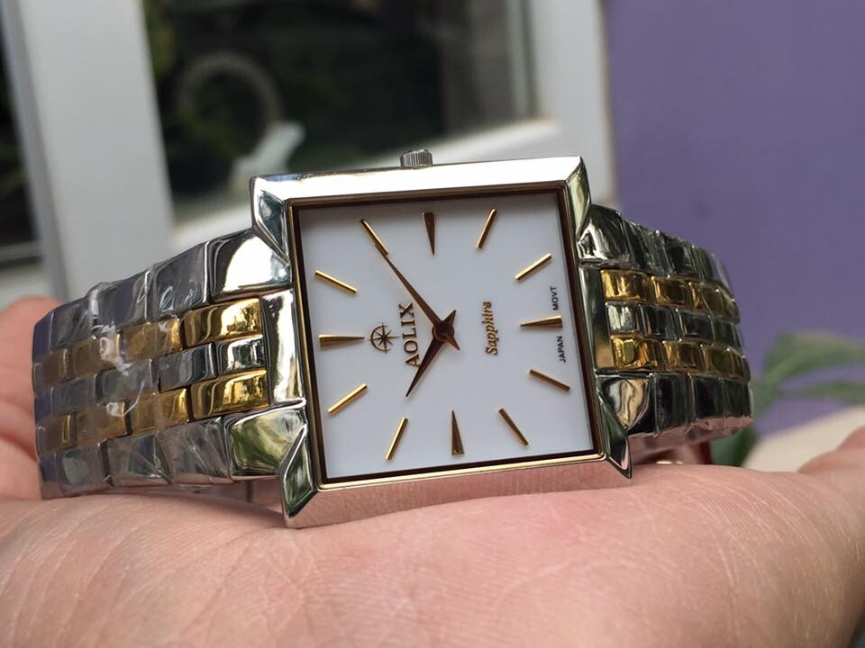 Đồng hồ nam chính hãng Aolix al 9072M - skt