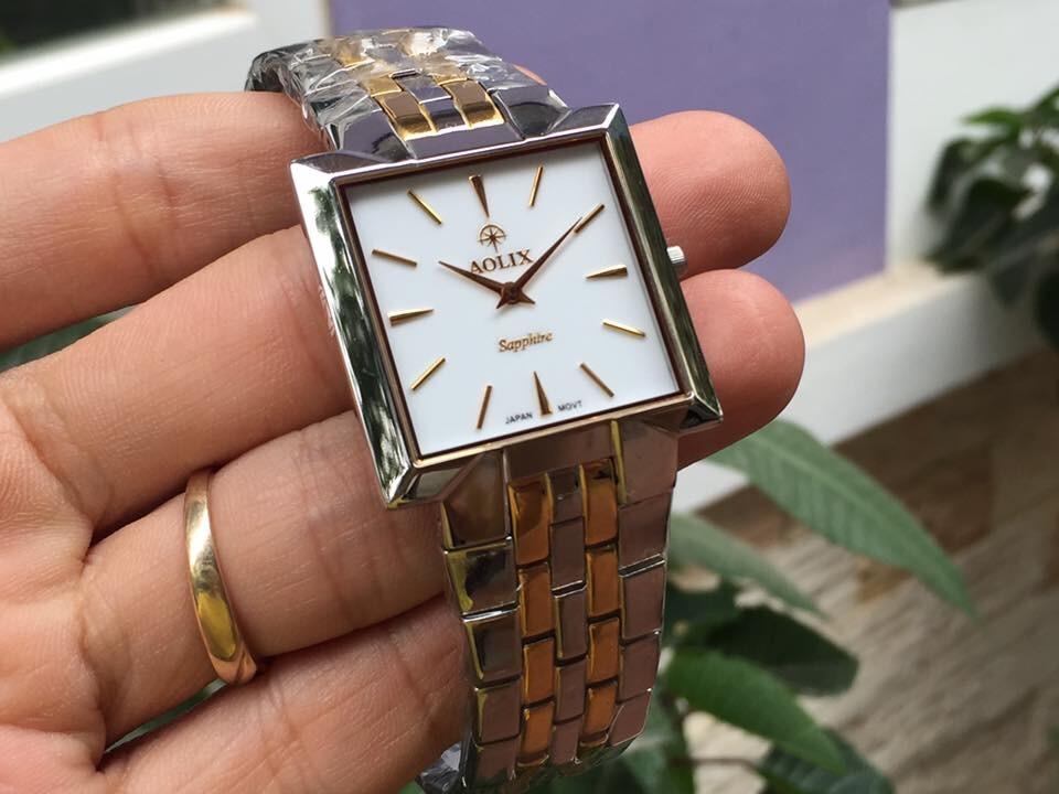 Đồng hồ nam chính hãng Aolix al 9072m - gskt