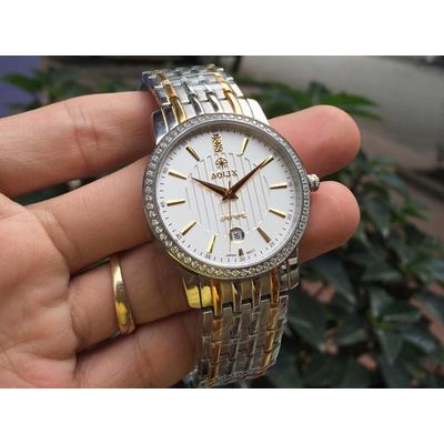 đồng hồ nam chính hãng aolix al 9093g - mskt