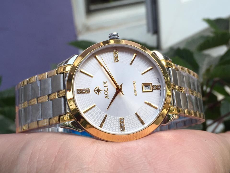 Đồng hồ nam chính hãng Aolix al 9094g - mskt