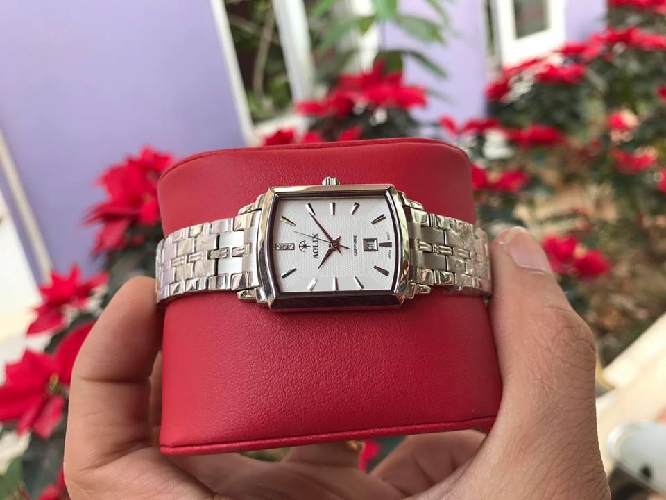 Đồng hồ nữ chính hãng Aolix al 9099l - msst