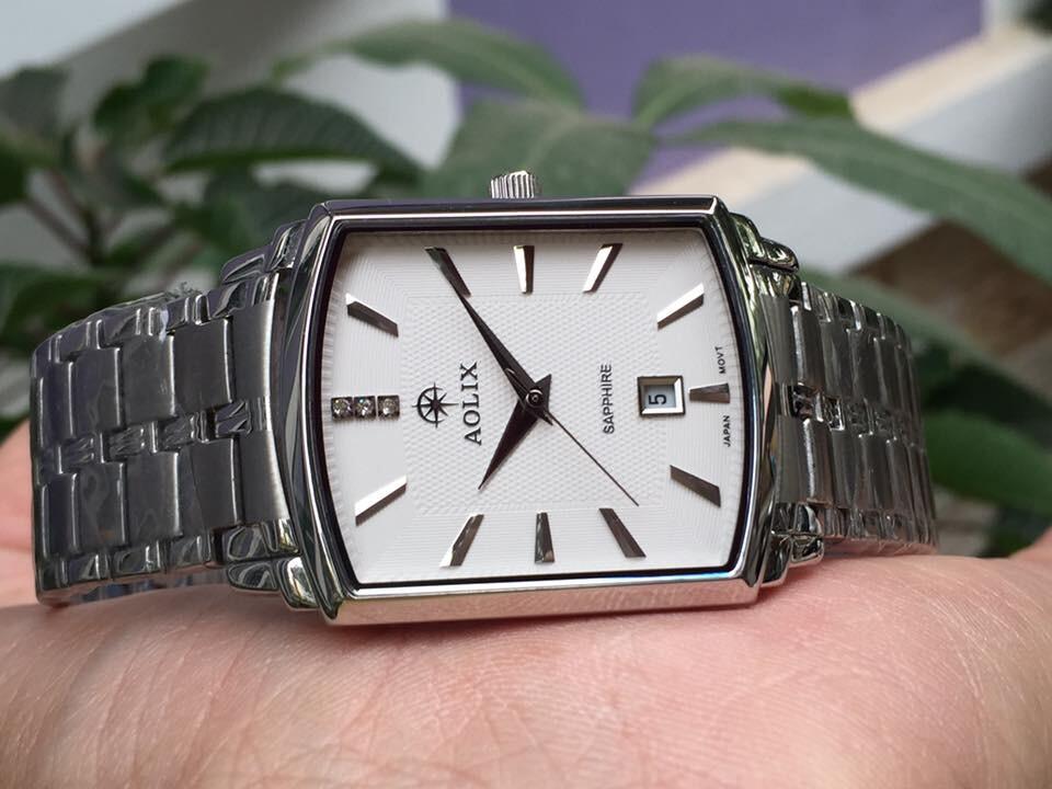 Đồng hồ nam chính hãng Aolix AL-9099M-SST