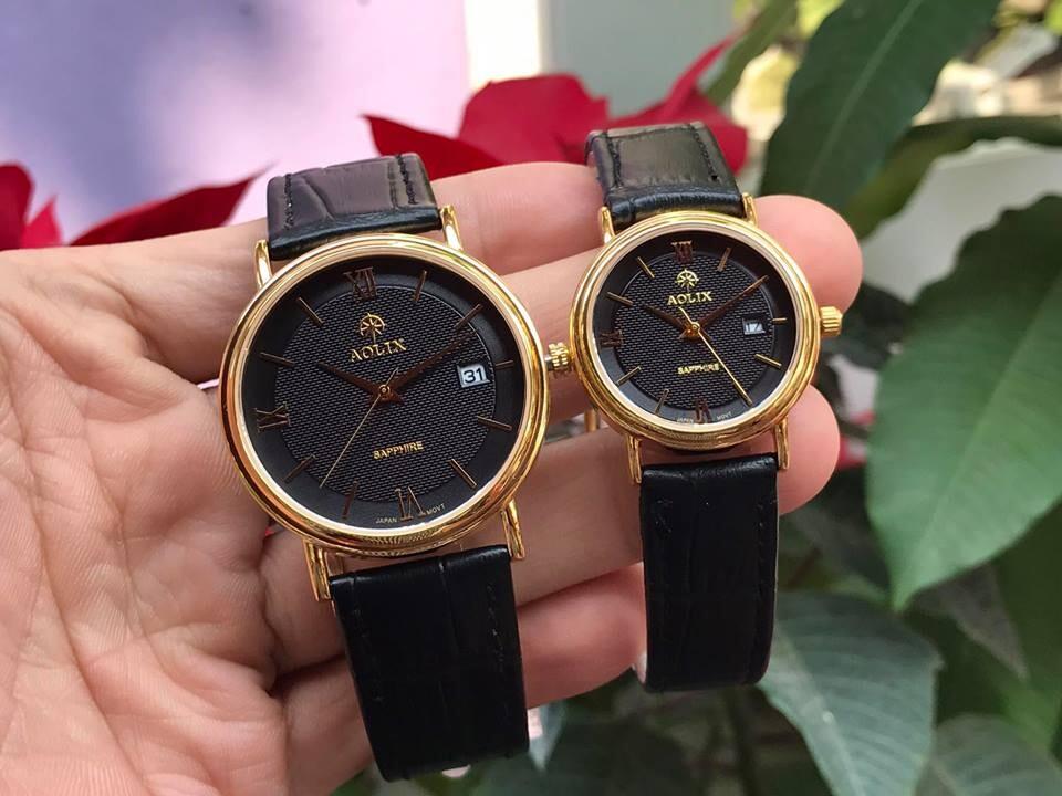 đồng hồ đôi aolix al 9100