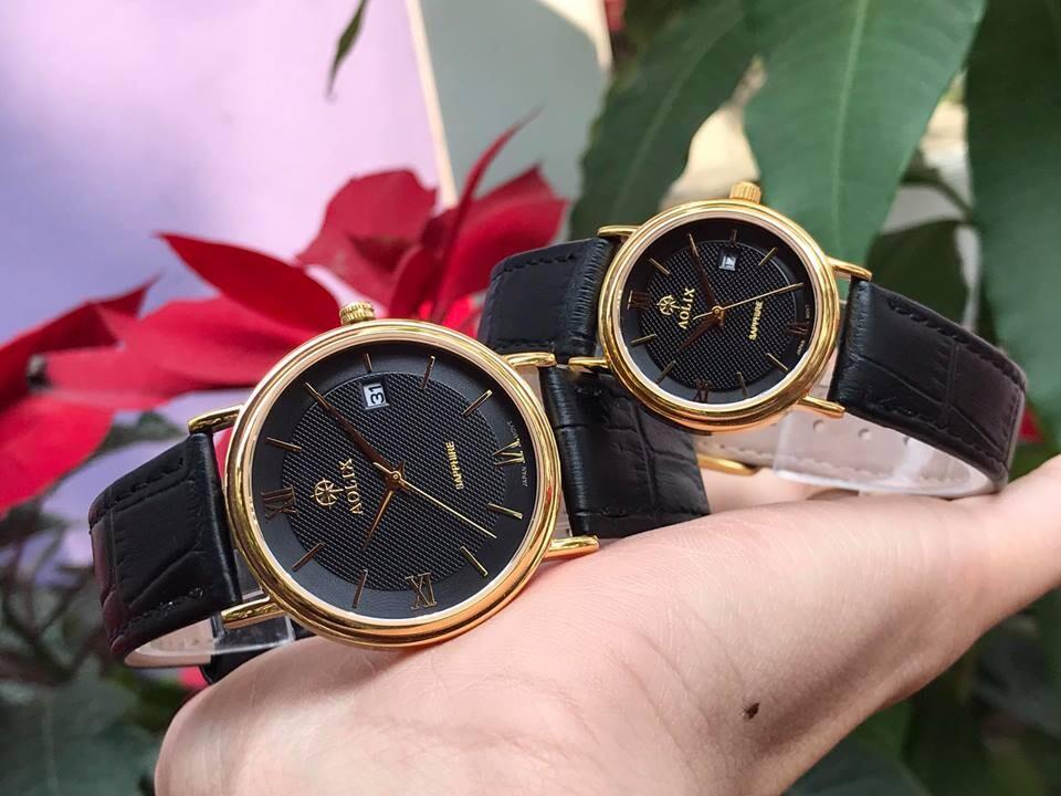 đồng hồ cặp đôi chính hãng aolix al 9100 - mlkd   hieutin.com