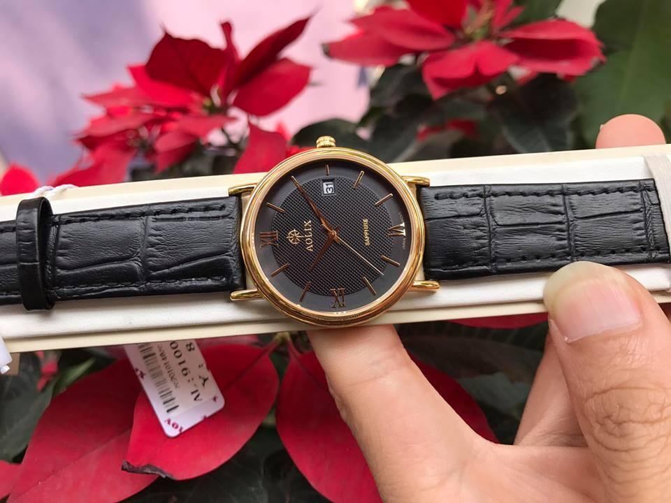 đồng hồ nam aolix al 9100g