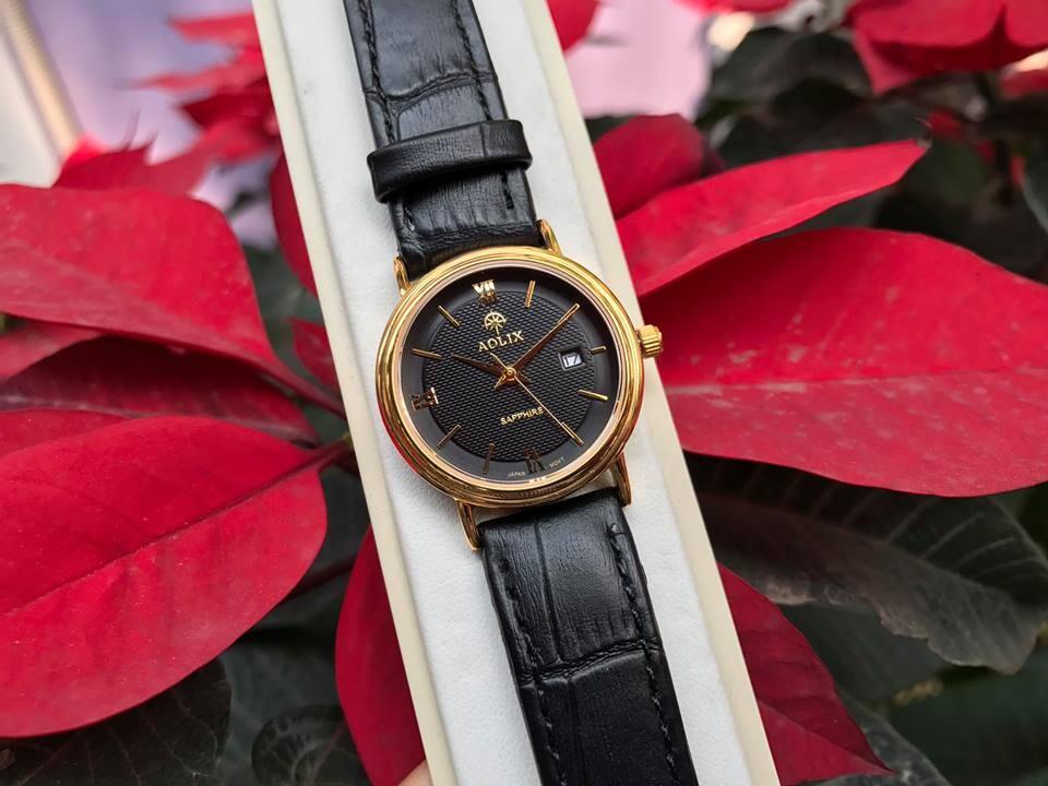 đồng hồ nữ chính hãng aolix al 9100l - mlkd | hieutin.com