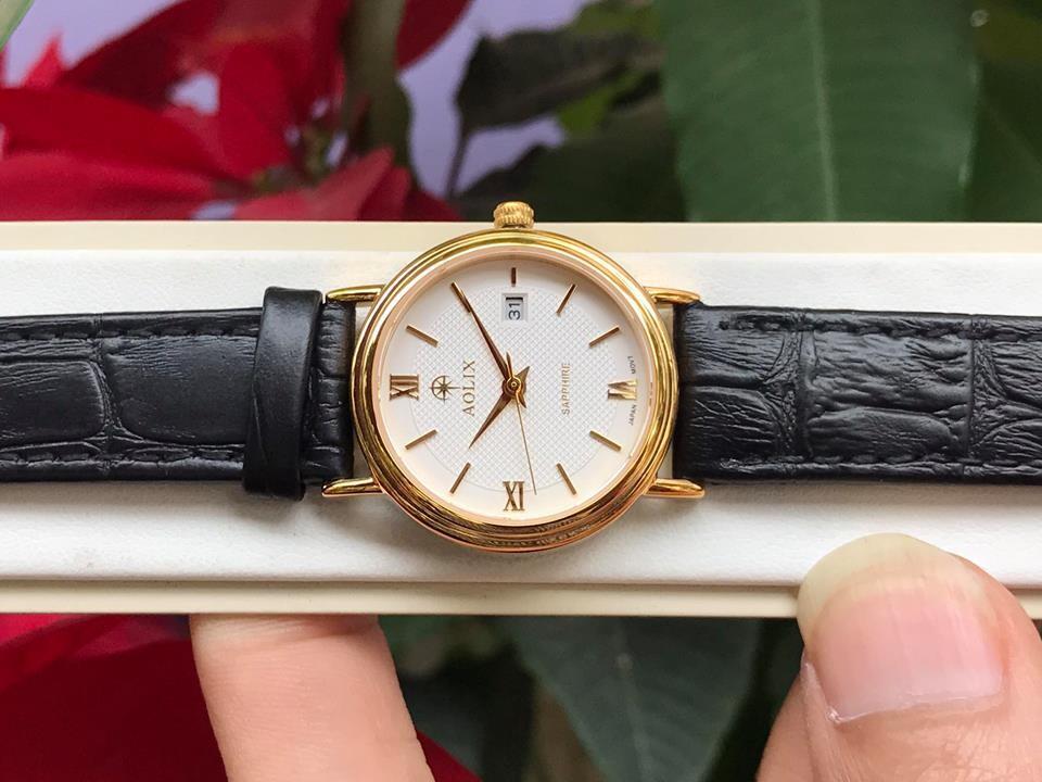đồng hồ nữ aolix al 9100l