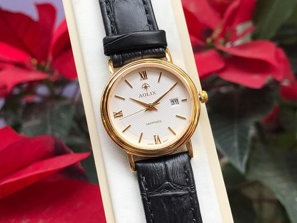 đồng hồ nữ chính hãng aolix al 9100l - mlkt | hieutin.com