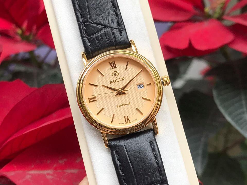 đồng hồ nữ chính hãng aolix al 9100l - mlkv   hieutin.com