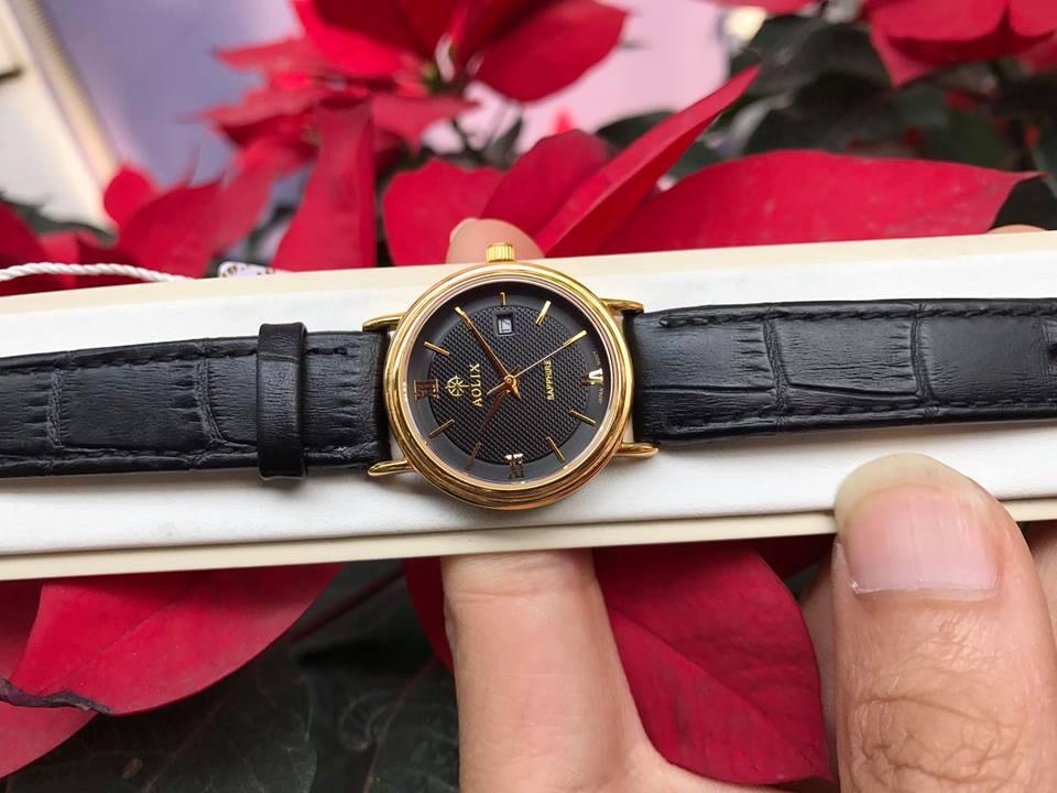 đồng hồ nữ chính hãng aolix al 9100l - mlkd