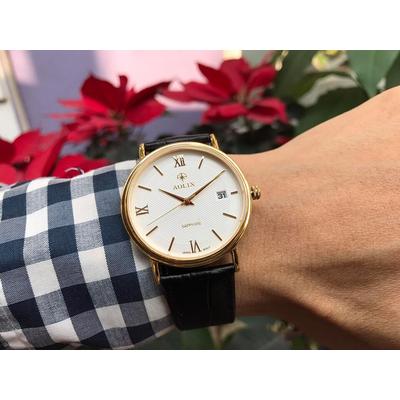 Đồng hồ nam chính hãng aolix al 9100g - mlkt
