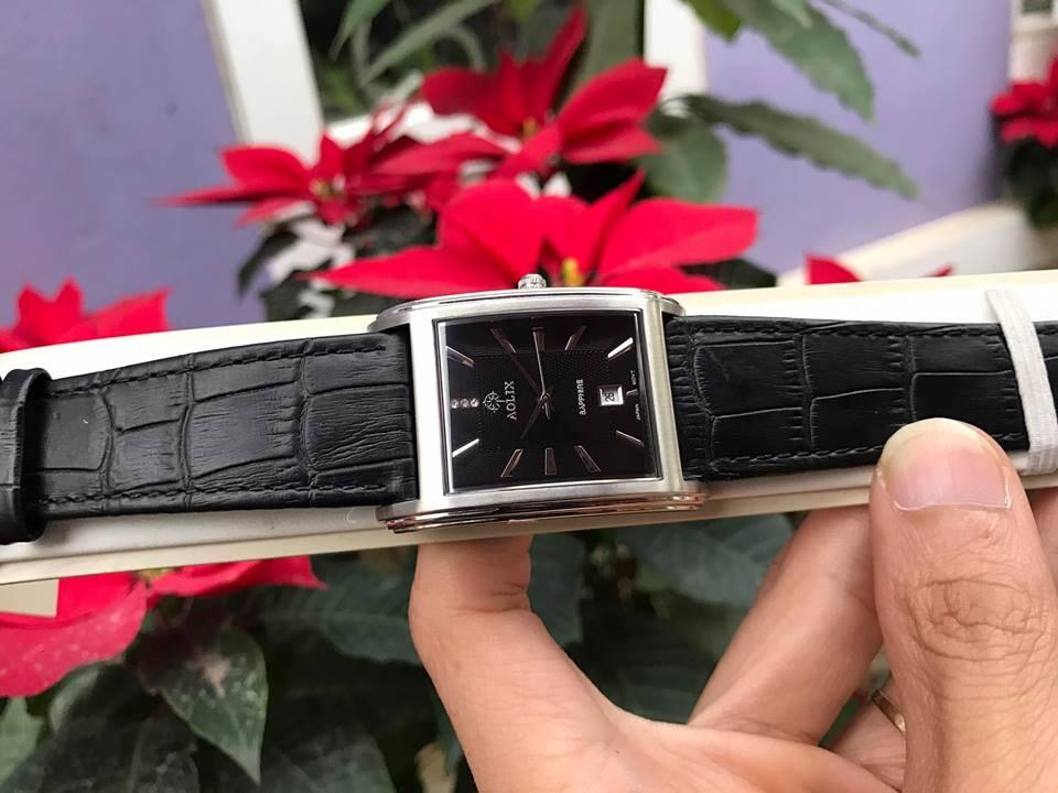 Đồng hồ nam chính hãng Aolix aolix al 9120g - glssd