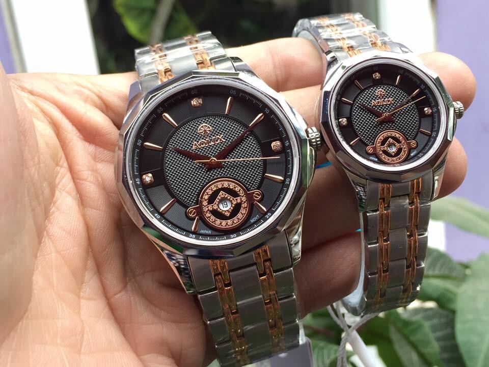 Đồng hồ cặp đôi chính hãng Aolix al 9131 - mskrd