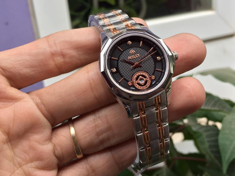 Đồng hồ nữ chính hãng Aolix al 9131l - mskrd