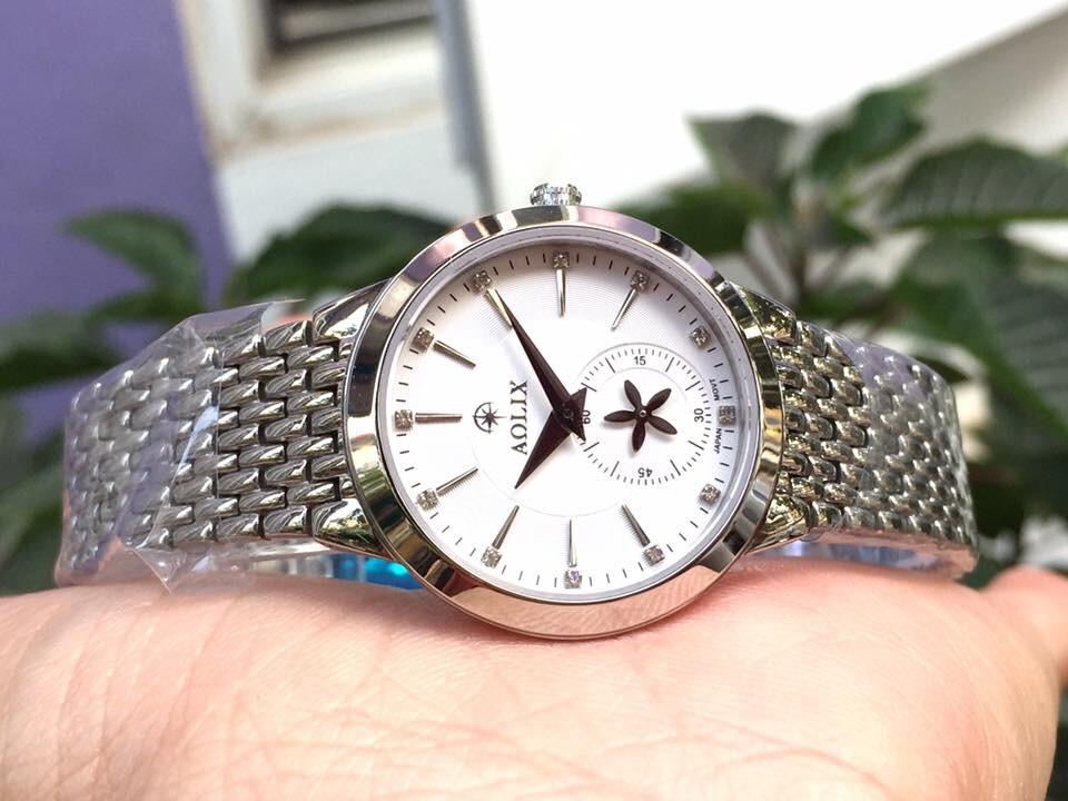 Đồng hồ nữ chính hãng Aolix al 9139l - msst