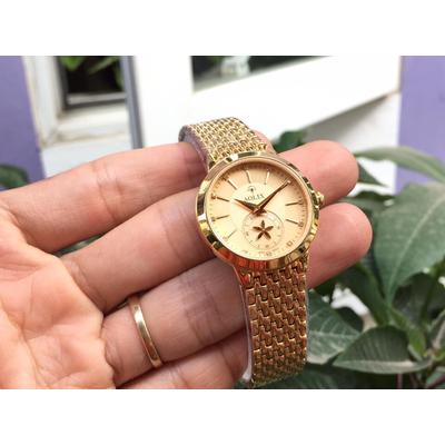 Đồng hồ nữ chính hãng Aolix al 9139l - mkv