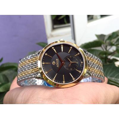Đồng hồ nam chính hãng Aolix al 9139g - mskd