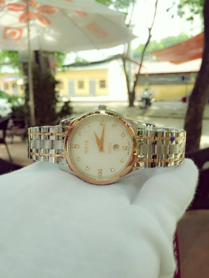 Đồng hồ nữ chính hãng Aolix AL 9140L - SG7A gold rose