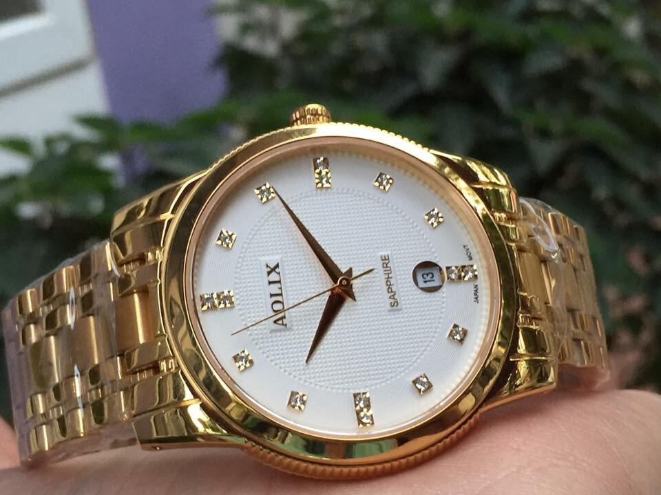 Đồng hồ nam chính hãng Aolix al 9140g - mkt