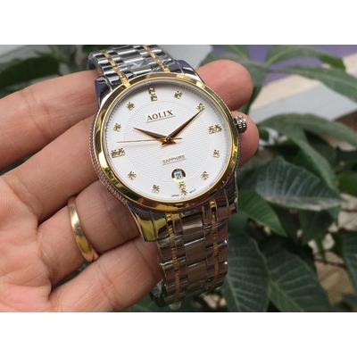 Đồng hồ nam chính hãng Aolix al 9140g - mskt