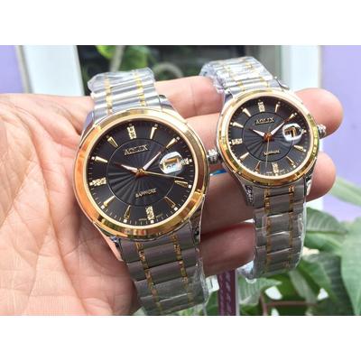 đồng hồ cặp đôi chính hãng aolix al 9143 - mskd
