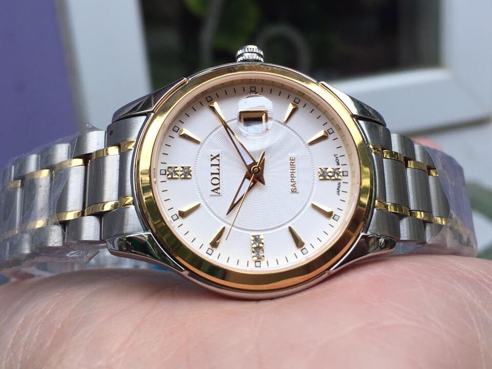 Đồng hồ nữ chính hãng aolix al 9143l - mskt