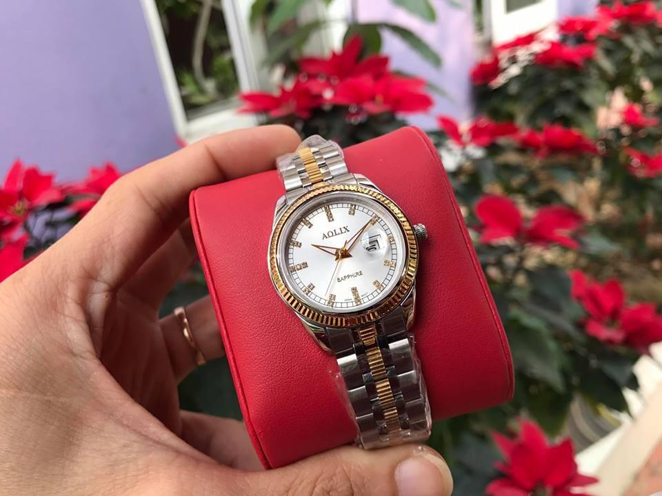 đồng hồ nữ chính hãng aolix al 9145l - mskt | hieutin.com