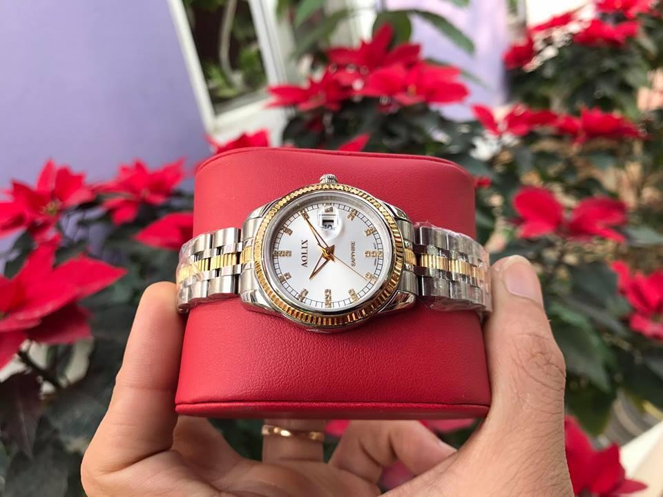 Đồng hồ nữ chính hãng aolix al 9145l - mskt